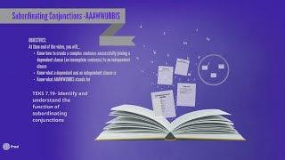 subordinating conjunctions aaawwubbis