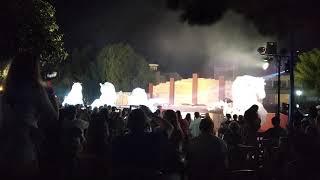 Кипр,Айя Напа,фестиваль средневековья
