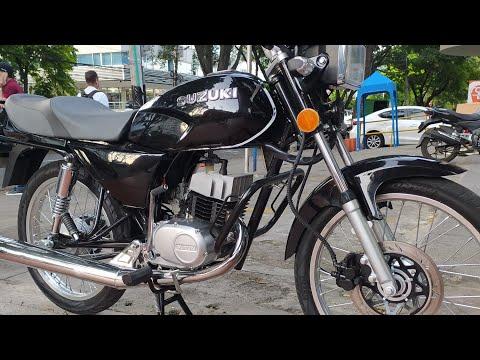 Suzuki ax100, la