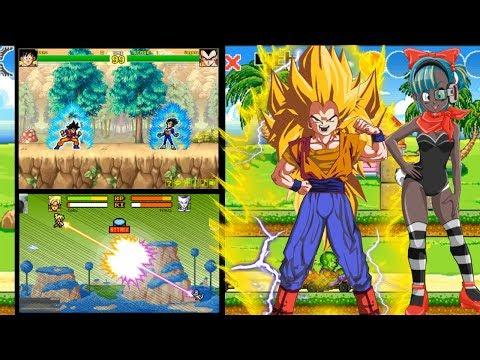Los Juegos De Dragon Ball Z Mas Raros Y Terrorificos Como