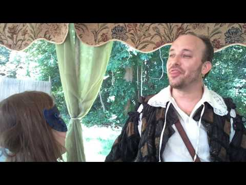 Midsummer Fantasy Renaissance Faire 2017: Shakespeare Approves: The Tempest 6/25/17