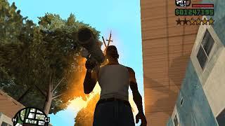 GTA San Andreas \\ Crush helikopter