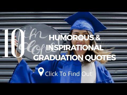 Short quotes for graduation caps