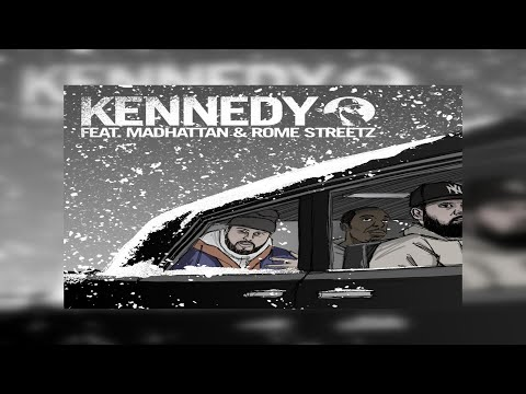 IceRocks Ft. Madhattan x Rome Streetz - Kennedy (2021 New Official Audio) (Crossing The Rubicon)