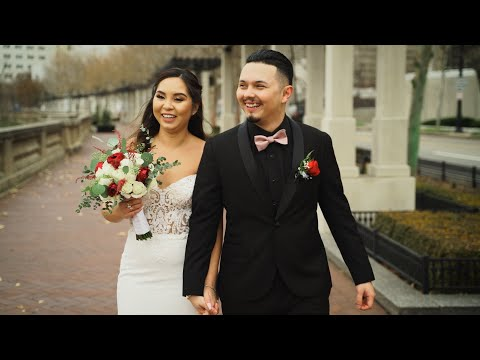 Julie + José // A Vietnamese Wedding