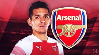 LUCAS TORREIRA - Welcome to Arsenal - Deadly Skills, Tackles & Passes - 2017/2018 (HD)