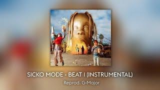 Travis Scott - Sicko Mode ft. Drake Beat #1 (Instrumental Remake) FREE DL - ASTROWORLD