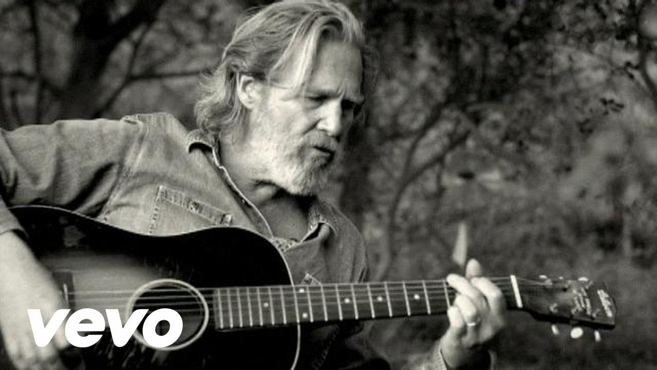 Jeff Bridges What A Little Bit Of Love Can Do Youtube