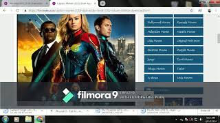 HOW TO DOWNLOAD CAPTAIN MARVEL AND ALL HOLLYWOOD MOVIES ?9XMOVIES