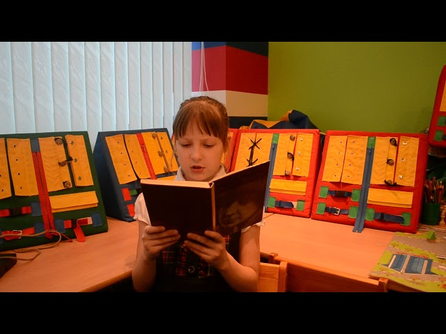 Изображение предпросмотра прочтения – МарияСавостьянова читает произведение «Розовый домик» М.И.Цветаевой