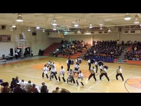 2015  LIthonia HIgh School ~ High Stepping Nationals Competition