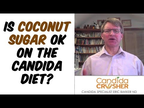 Is Coconut Sugar OK On The Candida Diet?