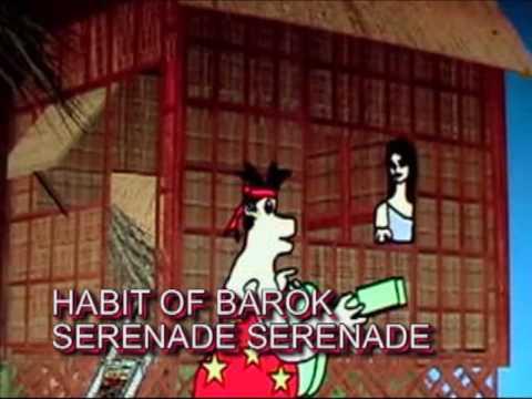 BAROK  by yoyoy villame
