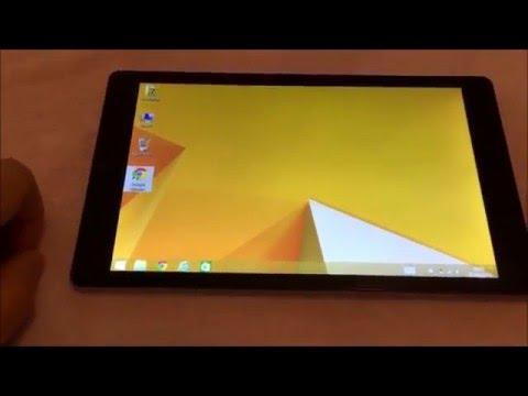 Argos Bush MyTablet 8inch Windows 32GB Review