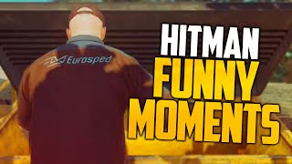 I AM THE BEST ASSASSIN! (HITMAN Funny Moments)