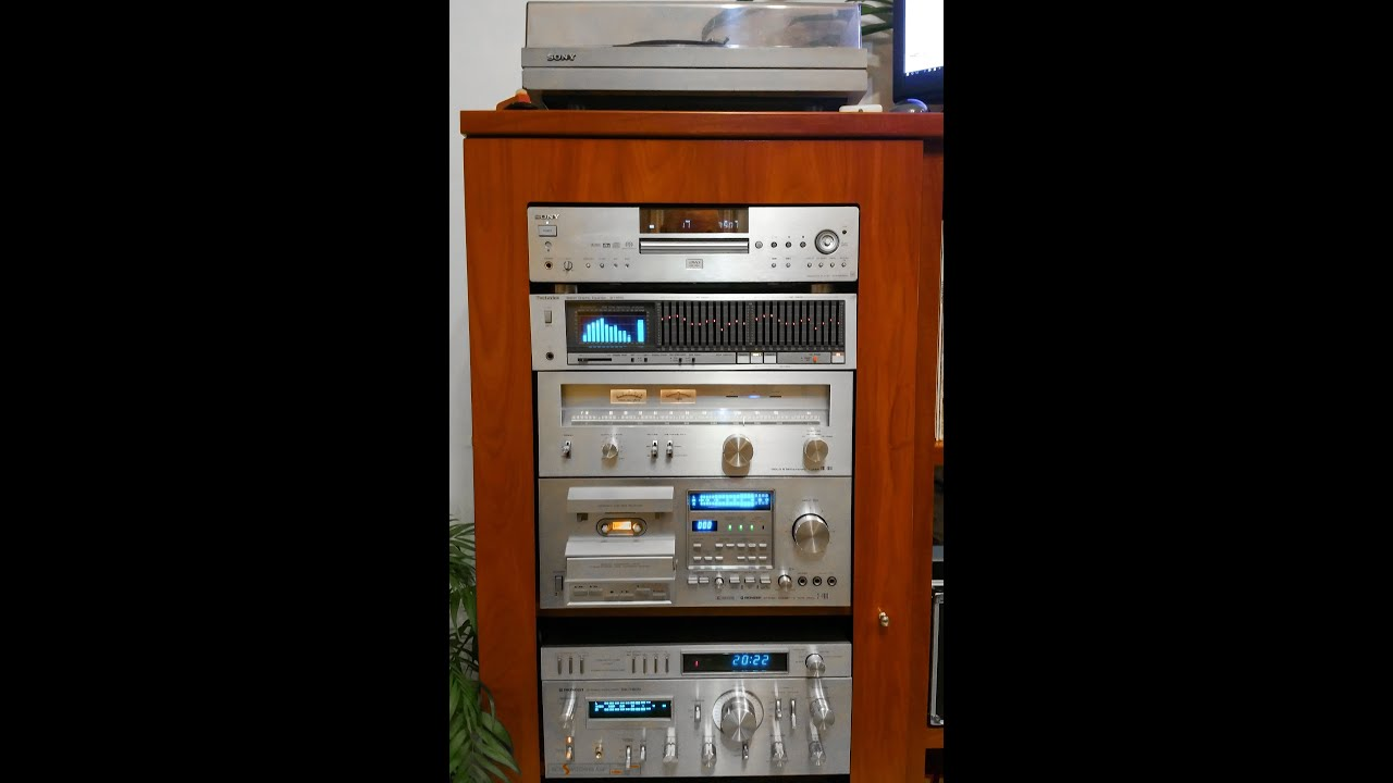 Pioneer Sony Technics Goldstar Infinity And Beyma Diy