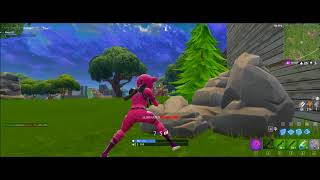 Fortnite Cuddle Team Leader Skin Solo Win 13 Kills
