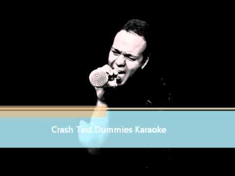 Crash Test Dummies mmm mmm mmm Karaoke