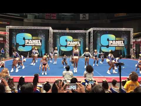 CUC Charlotte Ultimate Cheer