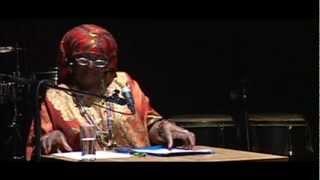 Conferencia Sra Matilde Charro. Religion afrocubana OSHA.mp4