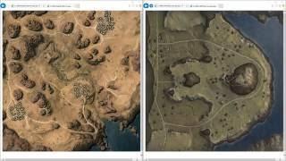 Миникарты World of Tanks 9.15.1 - Сравнение