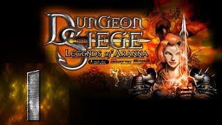 dungeon Siege: Legends of Aranna - Прохождение #29 - хм... ящерки на стероидах?)