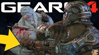 Gears of War 4 - New March Update Goodbye Hammerburst!