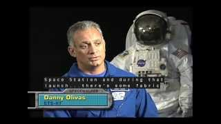 Challenges of Spacewalking -- Danny Olivas