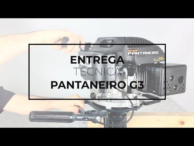 127 - Entrega Técnica G3 Partida Elétrica