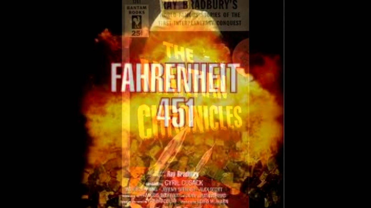 farenheit 451 major works