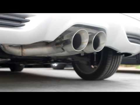Ford Focus ST MBRP Exhaust - Start/Idle/Rev