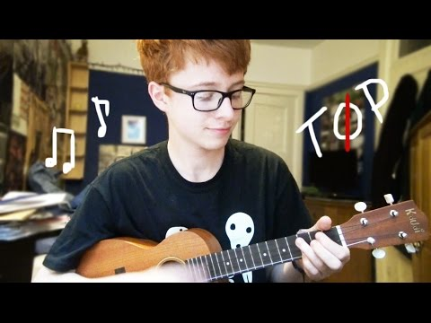 The Judge by twenty one pilots (Ukulele...