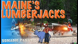 Maine's Best - Tina's Lumberjack Competition