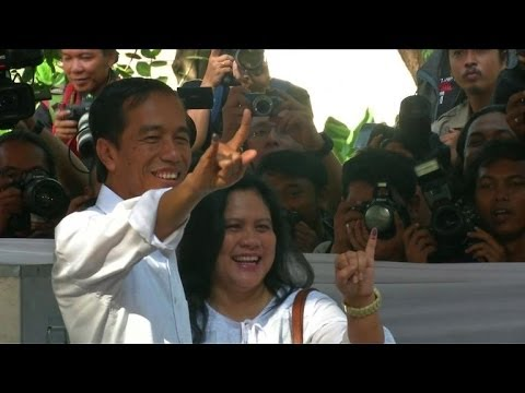 Indonesia vote to set governor on course for presidency