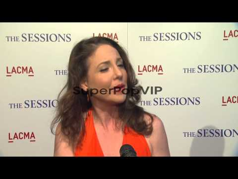 : Robin Weigert on  her role in the film, on bei...