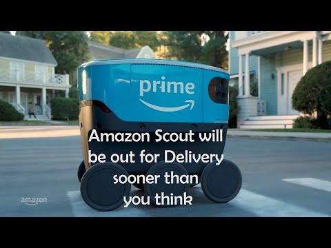 Amazon Scout Delivery   TechVarta 01