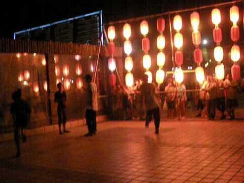 Datong: By night
