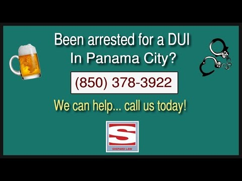 Best Experienced DUI Attorney In Panama City, Florida