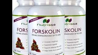 Get FORSKOLIN for Weight Loss - 250 mg - 90 Capsules - High Grade Healthy Fat Burner Top