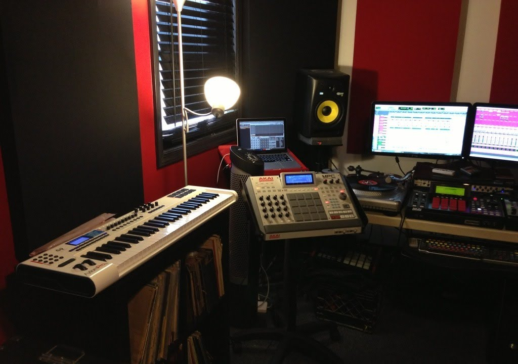 How To Make A Recording Booth At Home