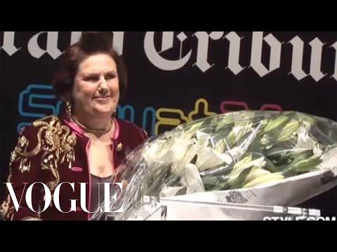 International Herald Tribune's Suzy at 20