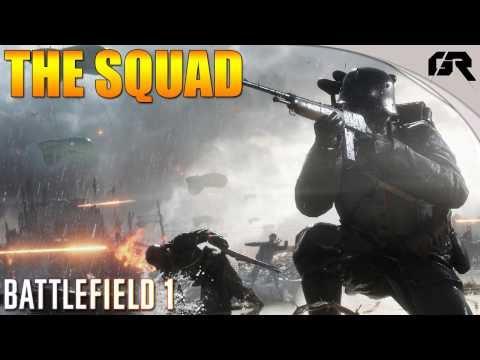 The Squad - Battlefield 1 Greek