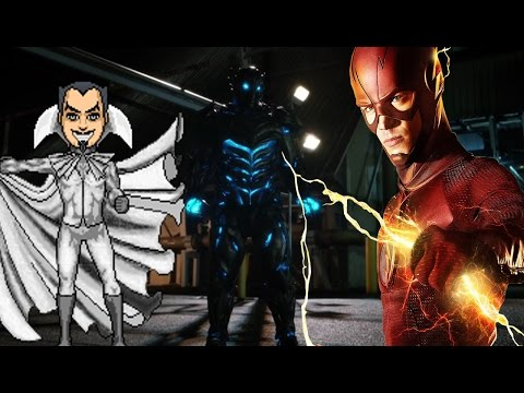 The Flash 3x18 - Savitar Identity Revealed By Abra Kadabra!!!