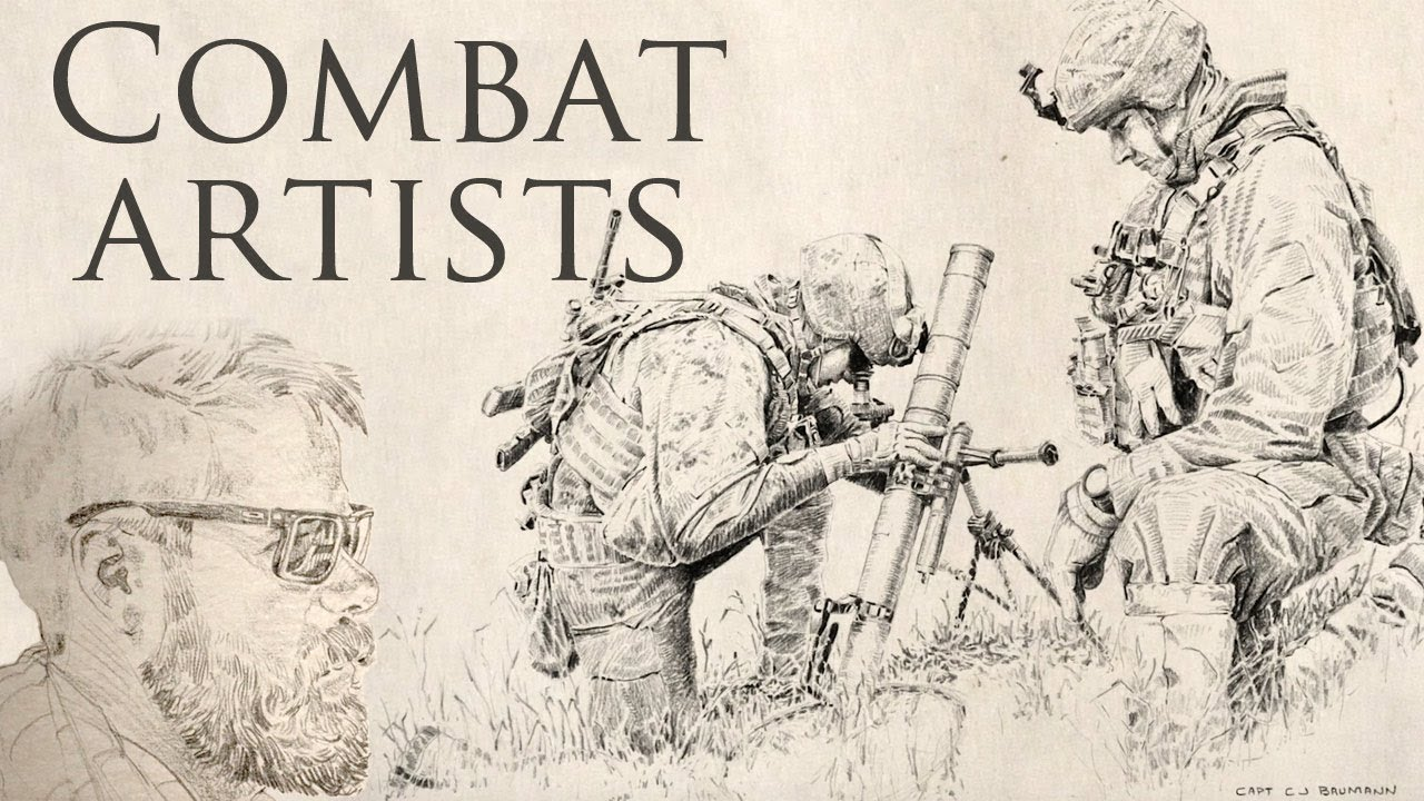 Combat artists