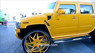 Hummer At SEMA 2009 Videos
