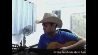 Tìm Lại Giá Xăng (guitar cover) - Mr.B