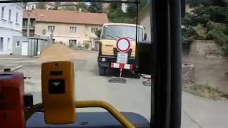 Jízda linkou X359 v trase Horoměřice,Lidl - Únětice,Obecní úřad
