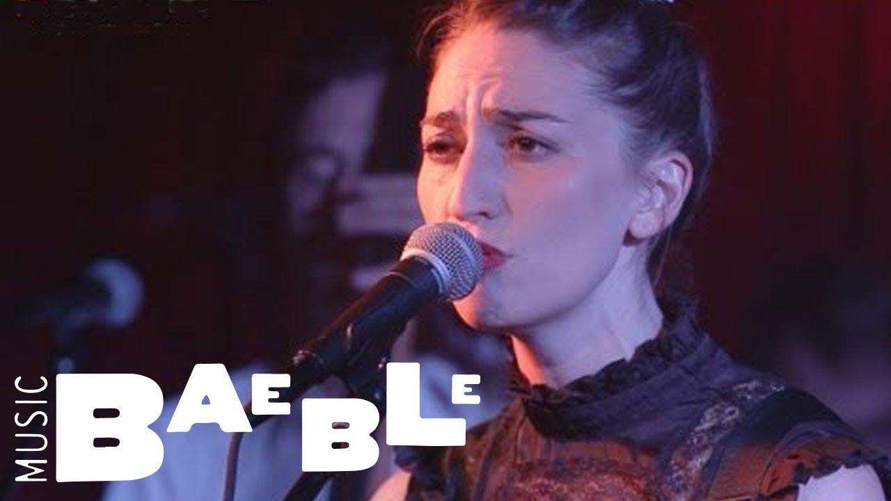 Sara Bareilles - Manhattan || Baeble Music - YouTube