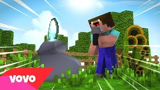 EL DIAMANTITO 🎤 NOOB PARODIA MUSICAL MINECRAFT - El Amante - Nicky Jam (Video Oficial noob) Video