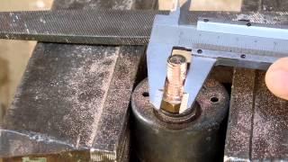 Ремонт автомобільного вимикача маси з срср